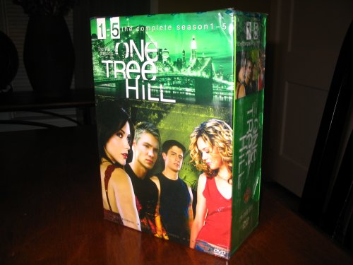 One Tree Hill The Complete Seasons 1-5