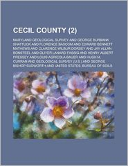 Cecil County (2) - United States Congress Services, Maryland Geological Survey