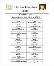 The Tax Guardian.Com - Walter F. Picca