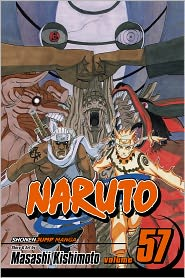 Naruto, Volume 57: Battle