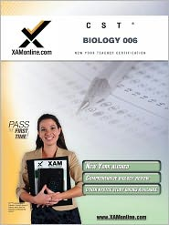 NYSTCE CST Biology 006 - Created by Xamonline