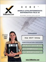 CEOE OSAT Middle-Level Intermediate Mathematics Field 25 - Created by Xamonline