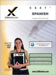 CSET Spanish Teacher Certification Test Prep Study Guide - Sharon A Wynne