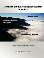 Poesa En El Romanticismo Espaol - Emrita Moreno Pavn