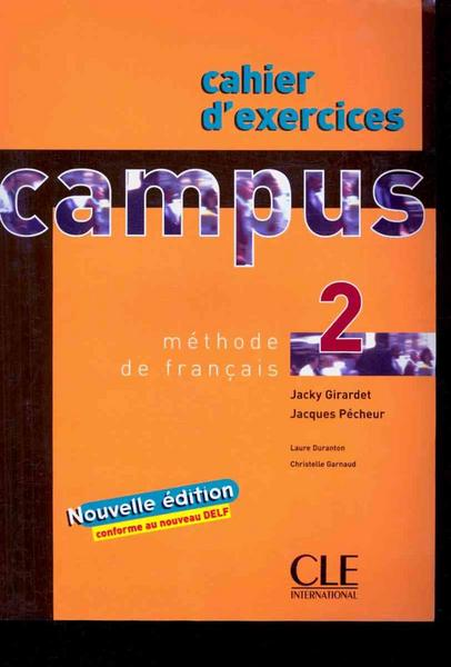 Campus 2 Workbook - Girardet