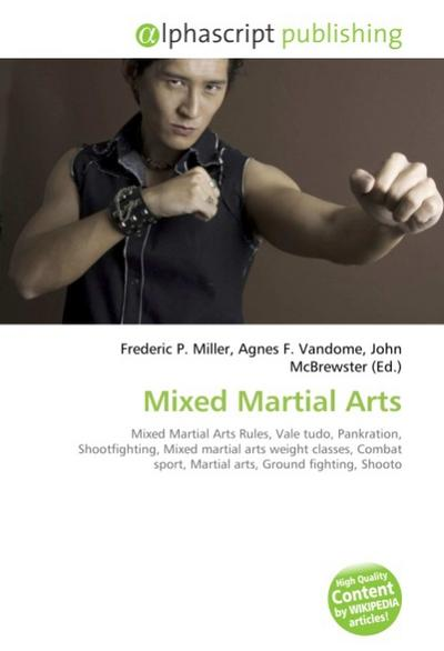 Mixed Martial Arts - Frederic P. Miller