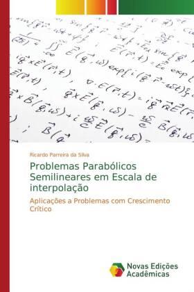 Problemas Parabólicos Semilineares em Escala de interpolação - Aplicações a Problemas com Crescimento Crítico - Parreira da Silva, Ricardo