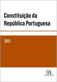 Constituição da República Portuguesa - Almedina