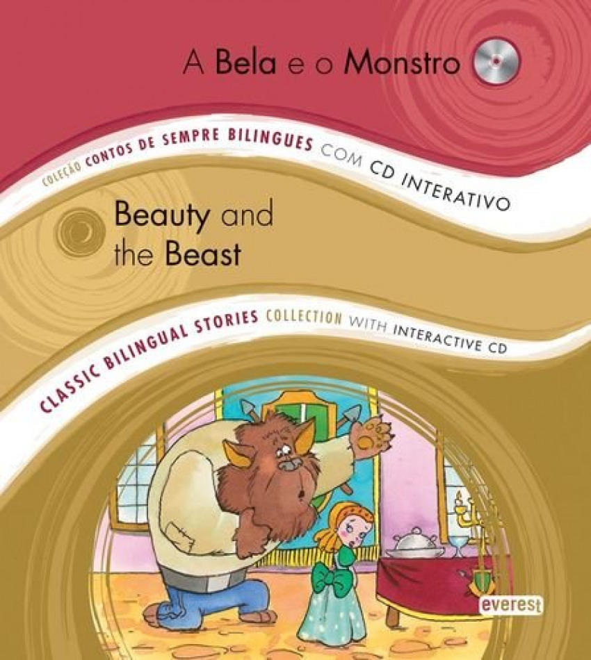 A bela e o monstro / beauty and the beast - Vv.Aa.
