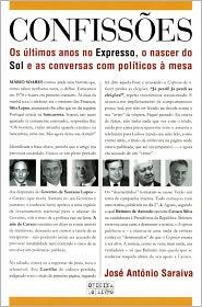 Confissões - José António Saraiva