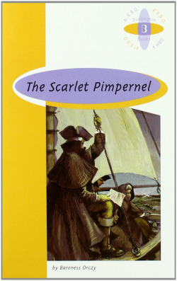 The scarlet pimpernel - Orczy, Emmuska Orczy/ Burlington 4 Eso