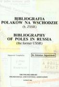 Bibliografia polakow na wschodzie - Jagodzinski, Zdzislaw