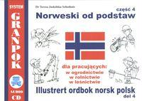 Norweski od podstaw cz. 4 + CD - Jaskolska-Schothuis, Teresa