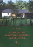 Katalog zabytkow osadnictwa holenderskiego na ziemi leczyckiej - Szalygin, Jerzy