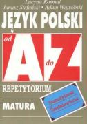 Jezyk polski od A do Z Repetytorium