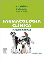 Farmacologia Clínica de Pequenos Animais
