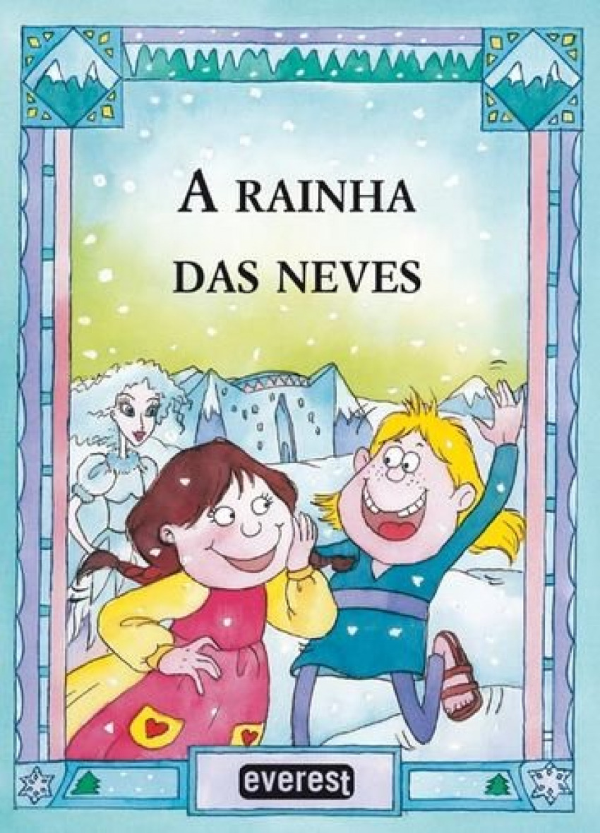 A rainha das neves - Vv.Aa.